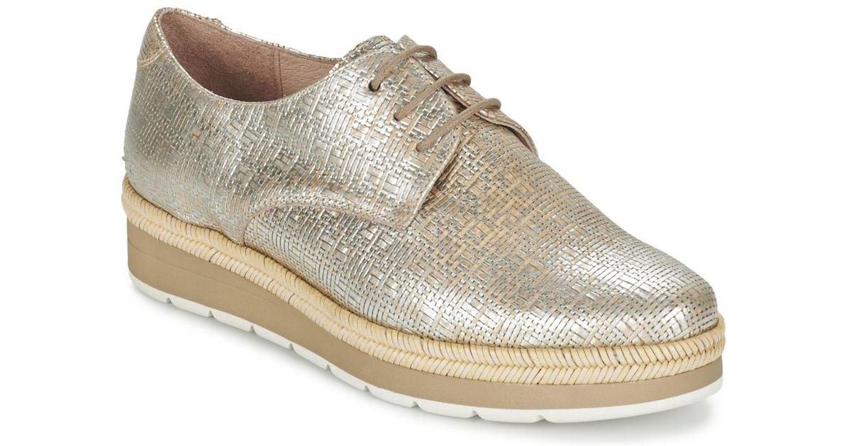 342977c67b89b Hispanitas Datural Shoes (trainers) in Natural - Lyst