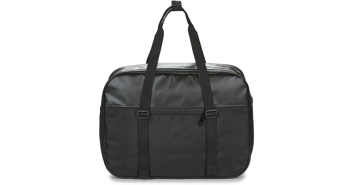 Adidas Airliner Sport Messenger Bag in Black for Men - Lyst b1b1ff36eb