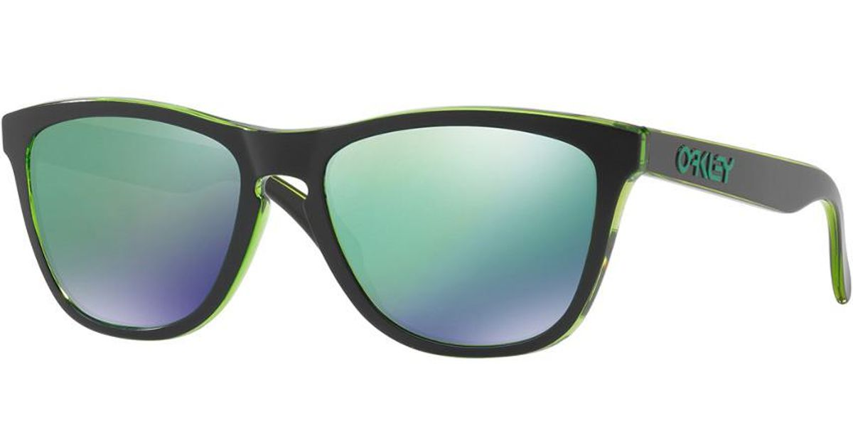 354871dd181 Oakley Frogskins (asia Fit) Sunglasses in Green for Men - Lyst