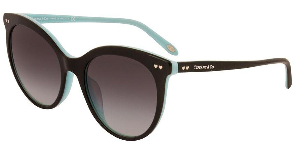 4f2bfbdbd6e Lyst - Tiffany   Co Women s Tf4141f 55mm Sunglasses