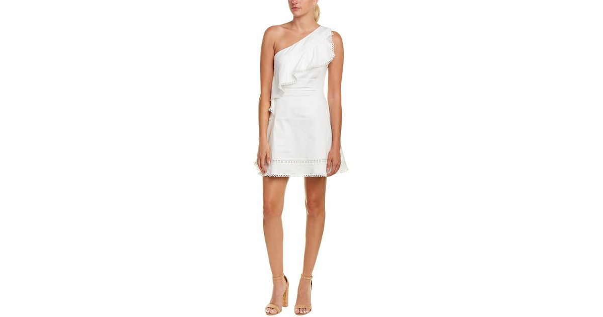 637d73d14c Lyst - Red Carter Nailah A-line Dress in White