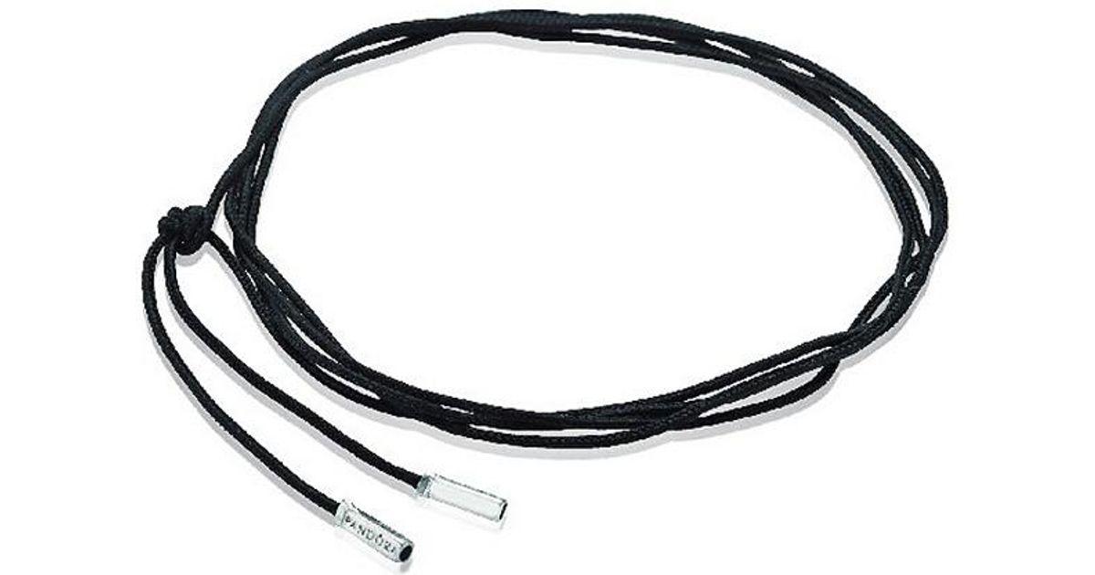 f7de600c8 best price pandora cord necklace bfa85 a4dfb