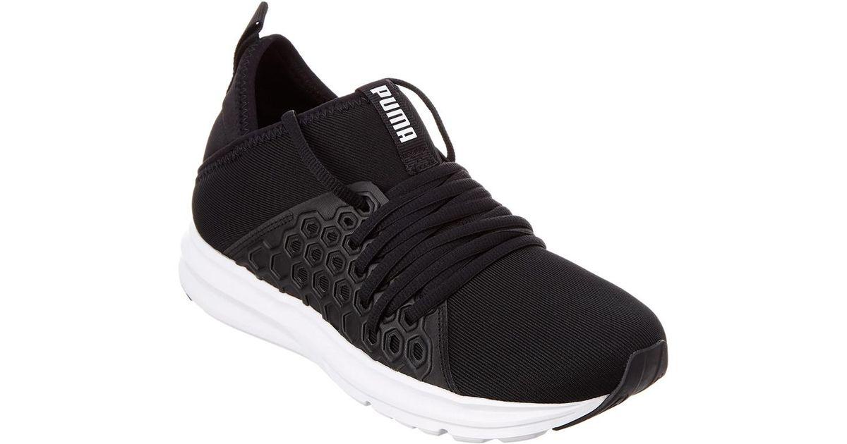 a3a7bb6f7a55 Lyst - Puma Enzo Nf Mid Sneaker in Black