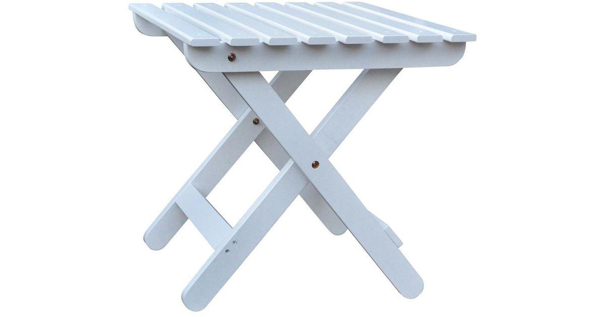 Lyst   Shine Co Adirondack Folding Table