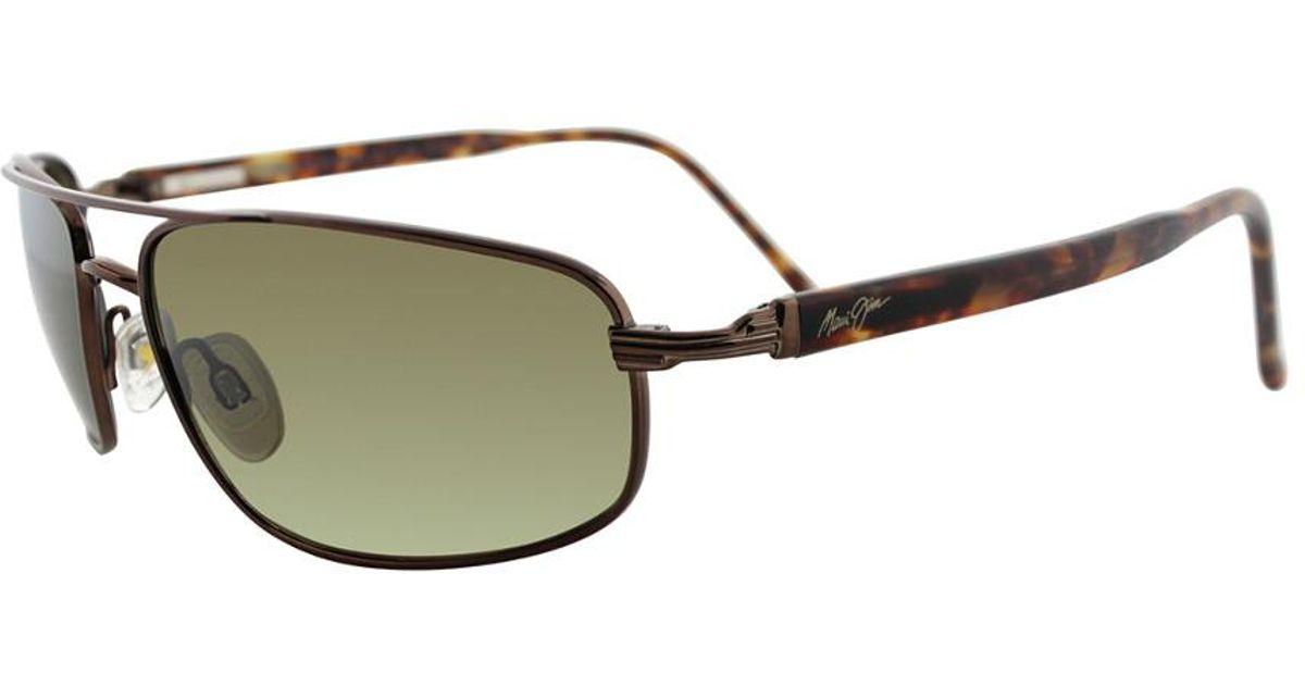 2960aeda89 Lyst - Maui Jim Unisex Kahuna Polarized Sunglasses