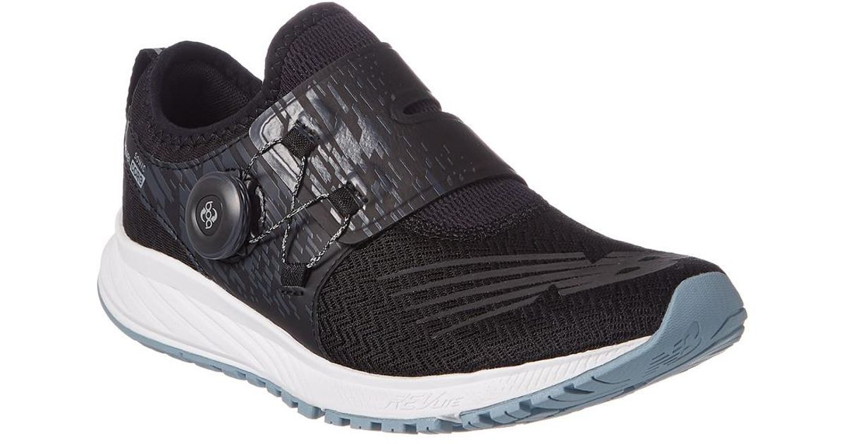 new style ce618 d0974 New Balance - Black Women's Fuelcore Sonic Running Shoe - Lyst
