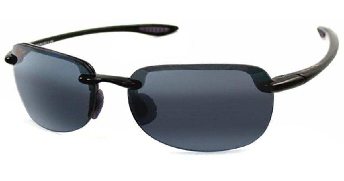b4b562da2ce3f Maui Jim Unisex Sandy Beach Sport Polarized Sunglasses Unisex