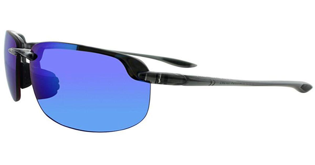 d74d71e476a Lyst - Maui Jim Hookipa 64mm Polarized Sunglasses in Blue for Men - Save 1%
