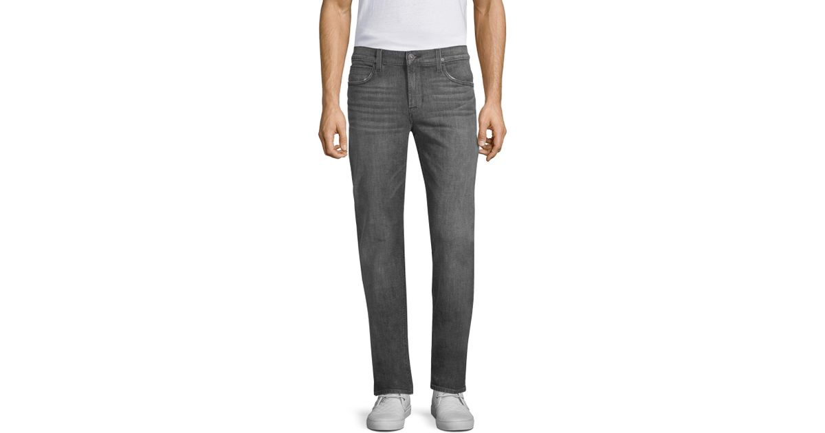 ae090426703 Lyst - Hudson Jeans Axl Skinny Jeans in Gray for Men - Save 7%