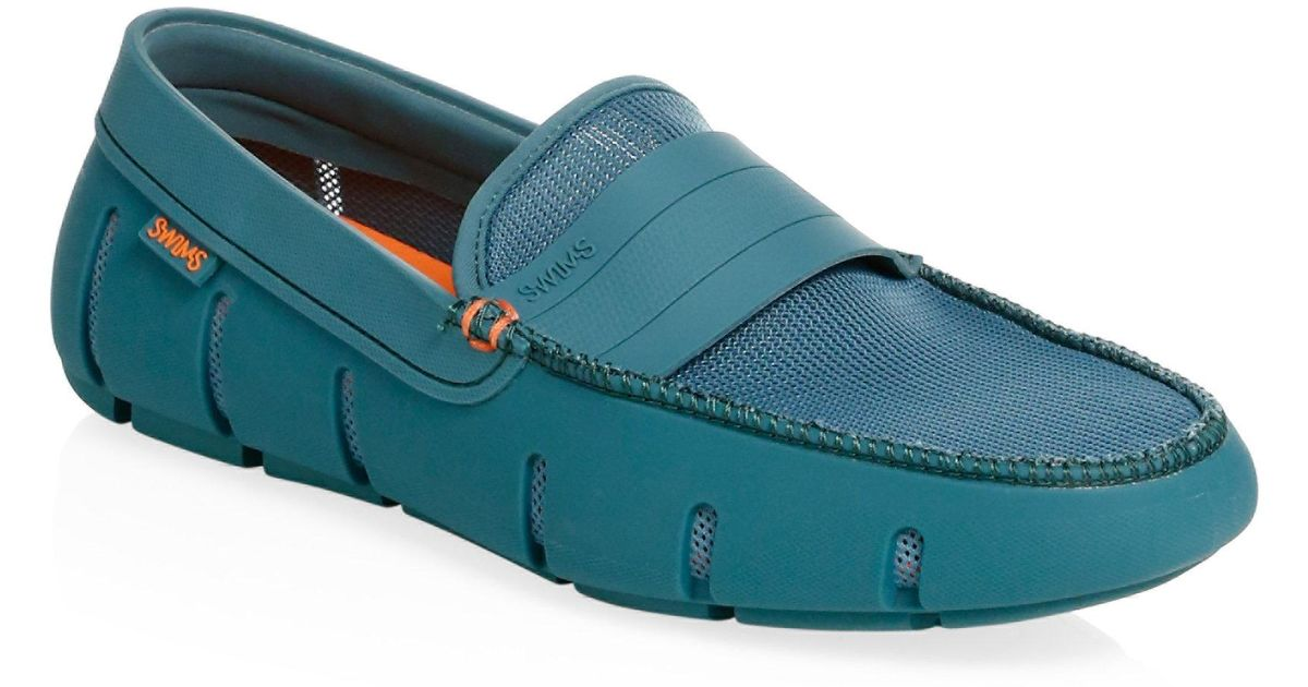 7ef070de6aa Lyst - Swims Stride Single Band Keep Loafer for Men - Save 64%