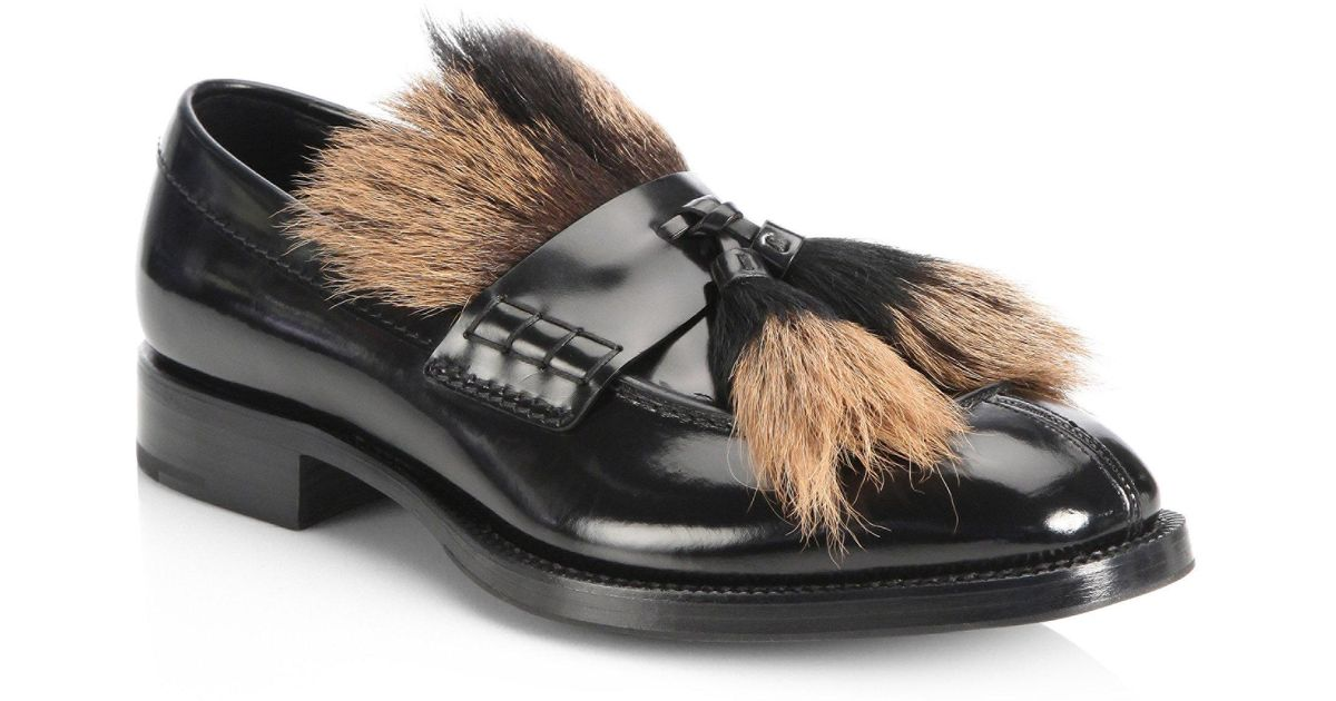 Prada Fur loafers Pay With Visa Cheap Online Enjoy Online Exclusive Cheap Online Clearance Cheap Low Shipping Sale Online obnUndkZoW