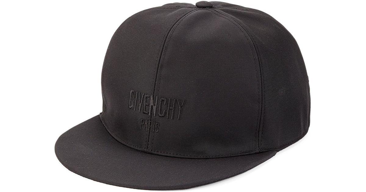 208f8731c83 Lyst - Givenchy Star Back Cap in Black for Men