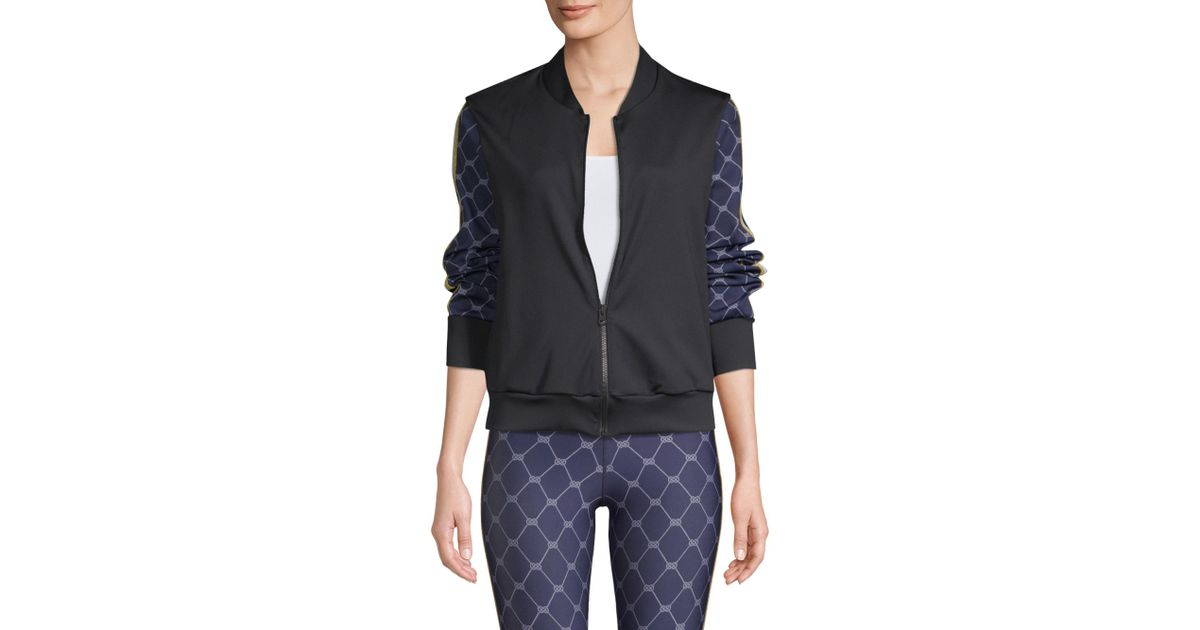 2604e43bf44 Lyst - Ultracor Sailor Stealth Bomber Jacket in Blue