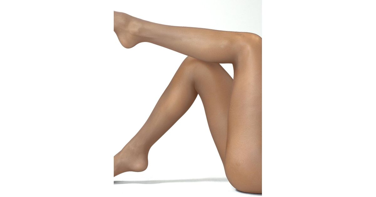 125a97d4a Wolford Synergy 40 Light Leg Support Tights - Lyst