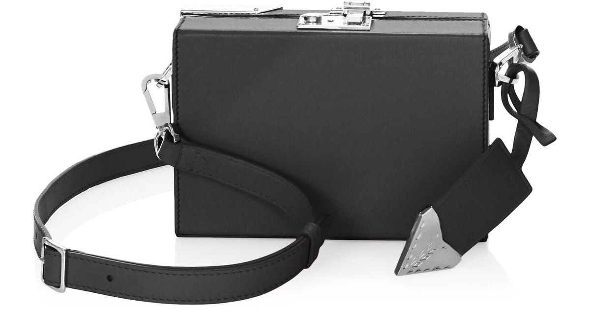 Calvin Klein 205W39nyc briefcase style shoulder bag Discount Geniue Stockist Cheap Sale Looking For High Quality Cheap Price Buy Cheap 2018 Low Shipping Fee For Sale fwsvc1JT1