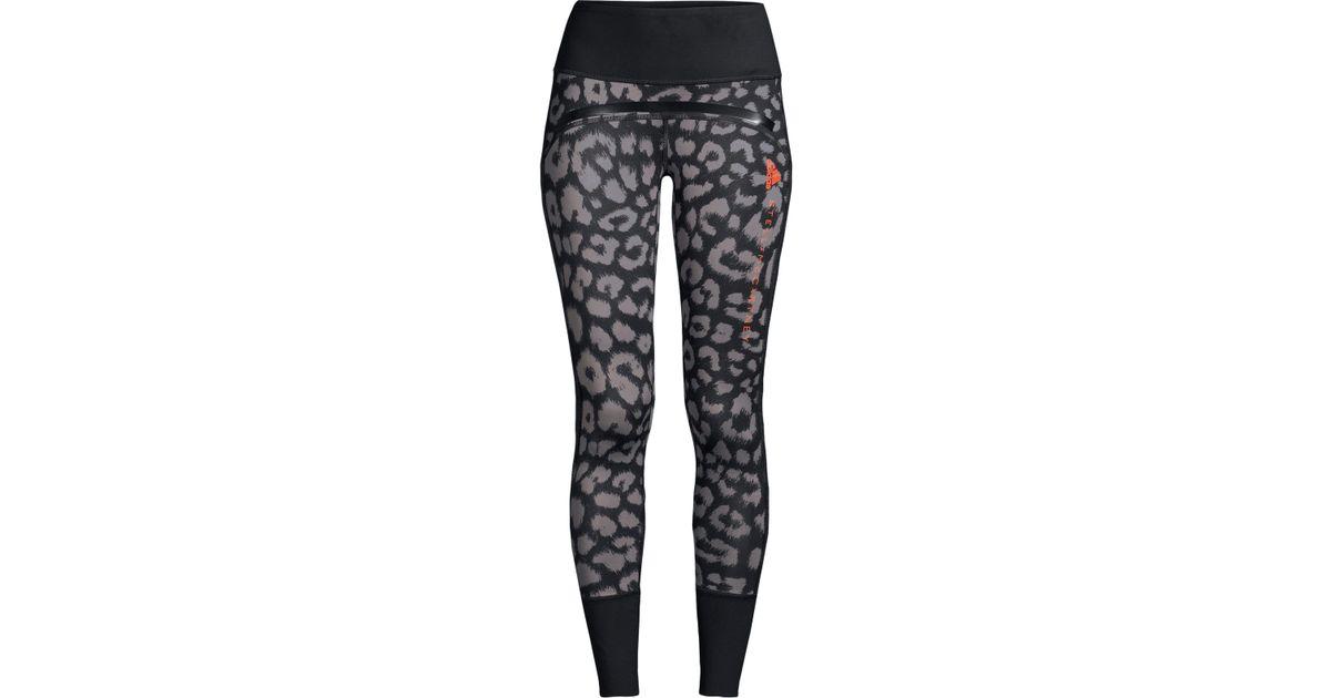 3fb0a90d6c5 adidas By Stella McCartney Bt Comfort Tights in Black - Lyst