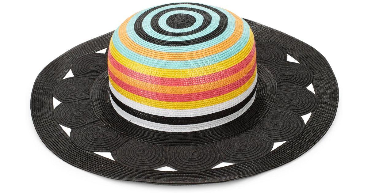 Lyst - Missoni Beach Hat 4ea7bc740f4