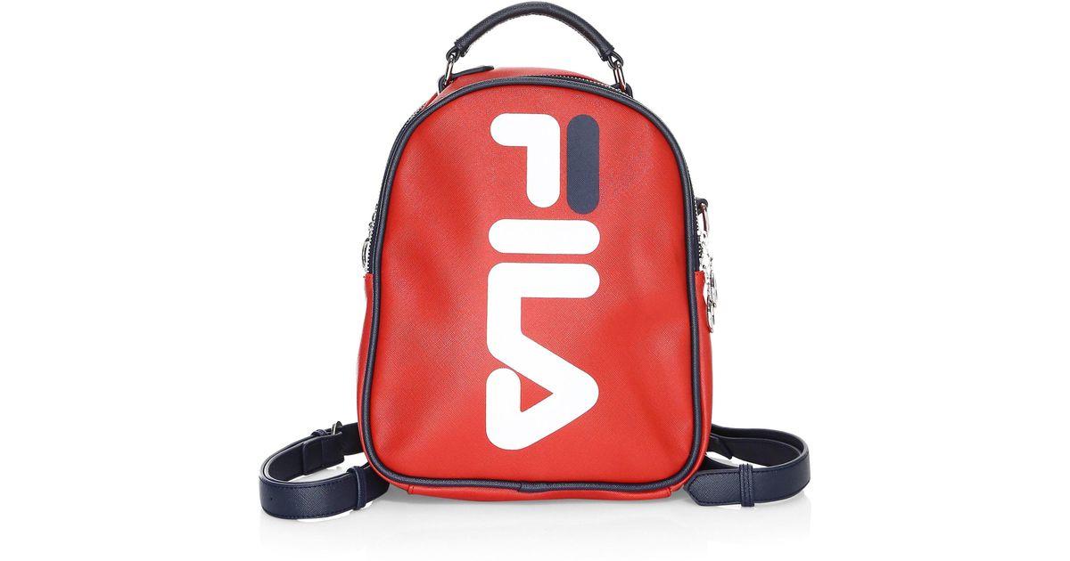 Lyst - Fila Soho Mini Backpack