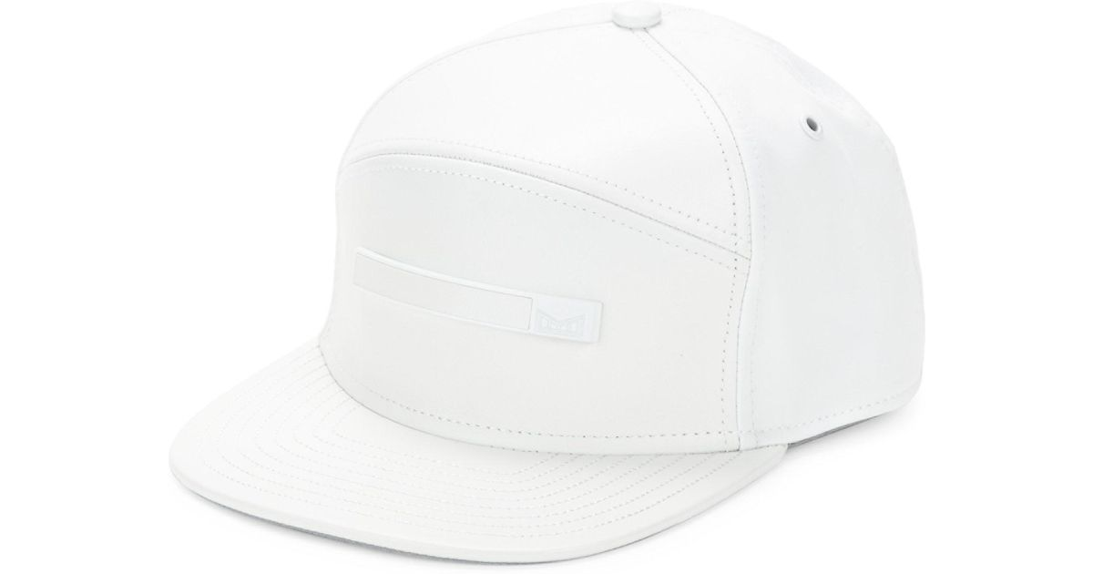 1cb497f2 ... norway lyst melin the bar inlay baseball cap in white for men e4ddb  1954c