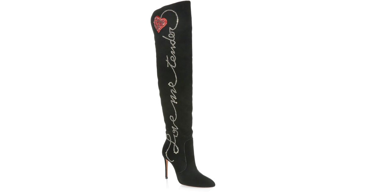 Cupid boots