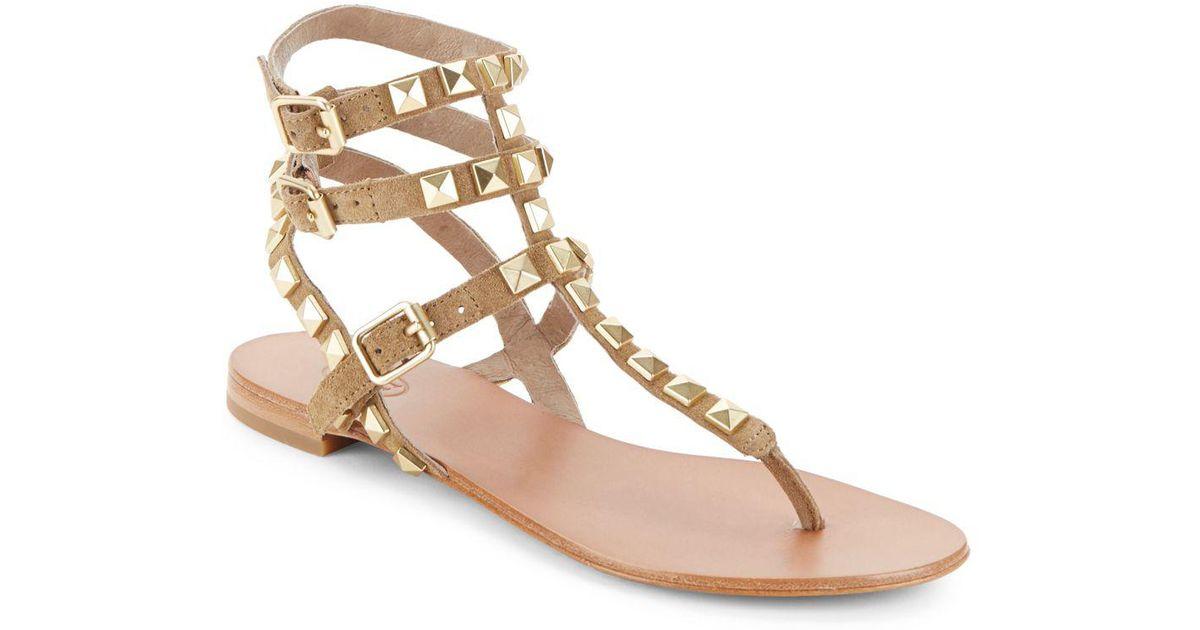 Ash Studded strap sandals NddSl
