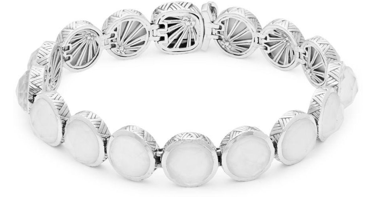 n designs silver shop dsc bracelet small skull a