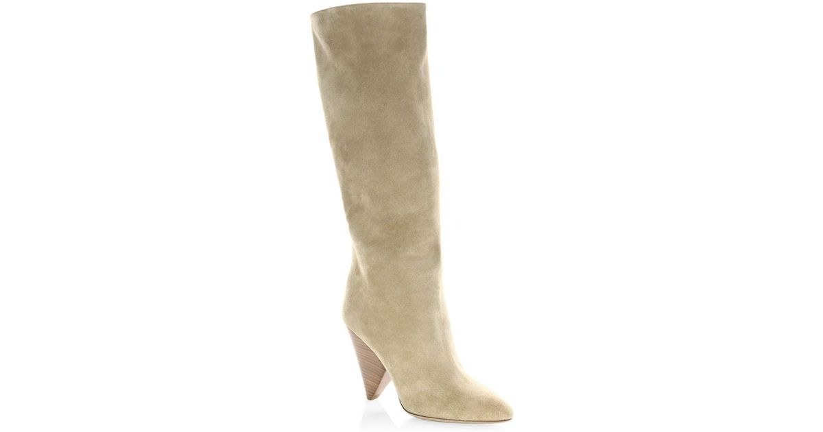Michael Kors Belinda Runway Knee-High Boots qm9gcfFo