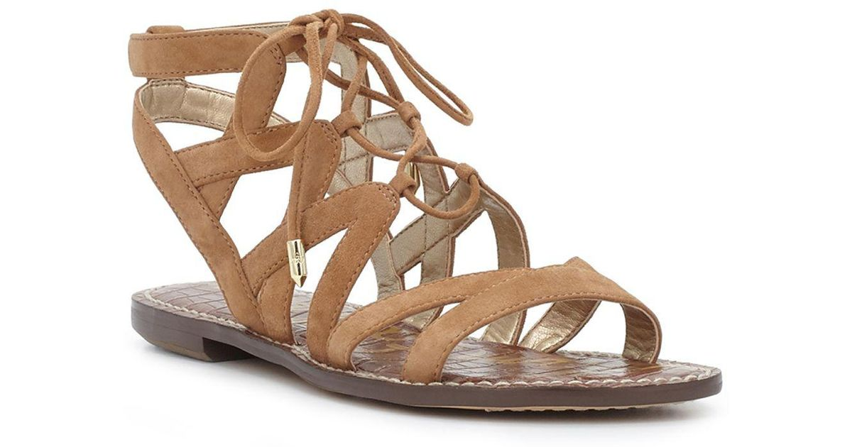 Brown 'gemma' sandals discount purchase gAOue7