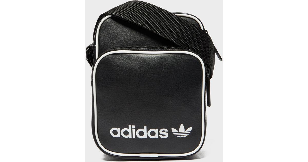 02668199dad adidas Originals Cross Body Bag - Online Exclusive in Black for Men - Lyst