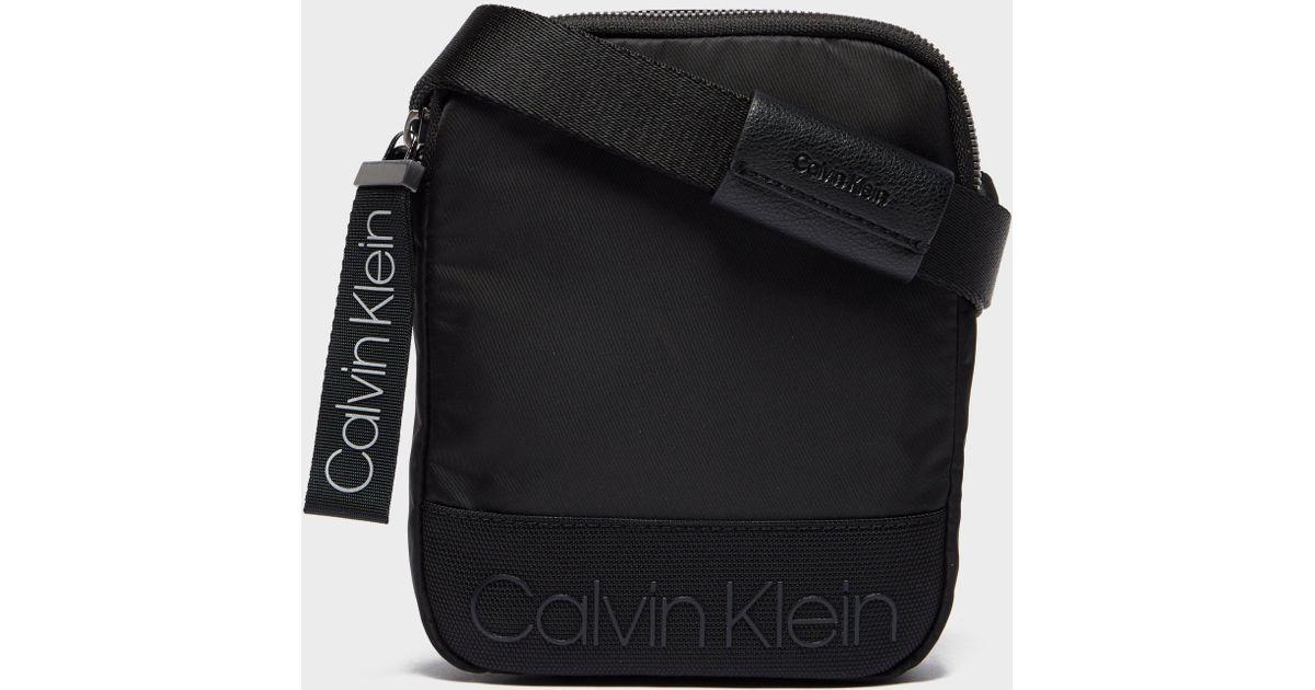 Calvin Black Klein Bag In Mini For Crossbody Men Lyst XSXrnaBqx