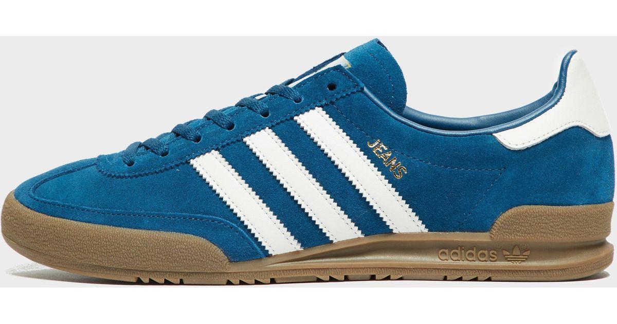 Lyst - adidas Originals Jeans in Blue for Men 30b440d286a3