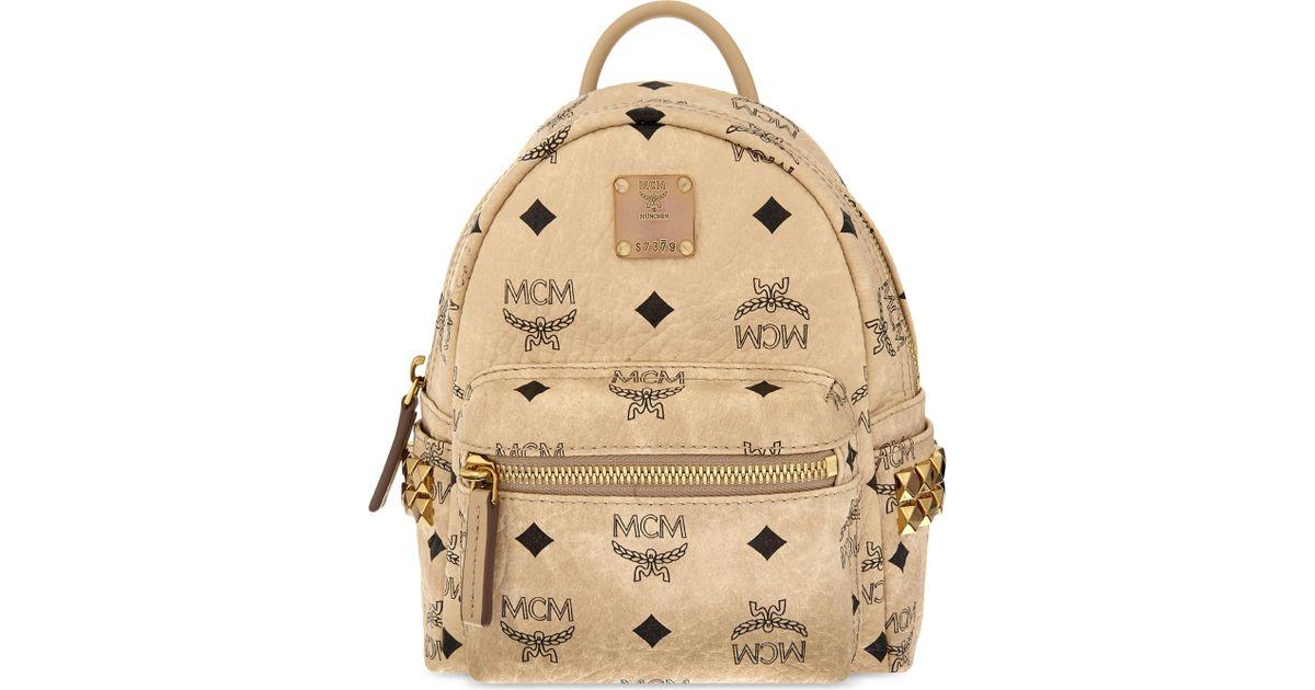 stark smd mcm backpack mcm beige smd stark beige beige mcm backpack backpack smd stark xq60Z887