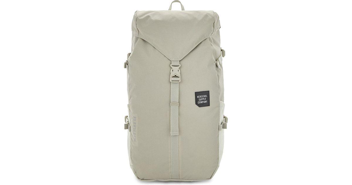 531183b0180 Lyst - Herschel Supply Co. Barlow Large Nylon Backpack in Green for Men