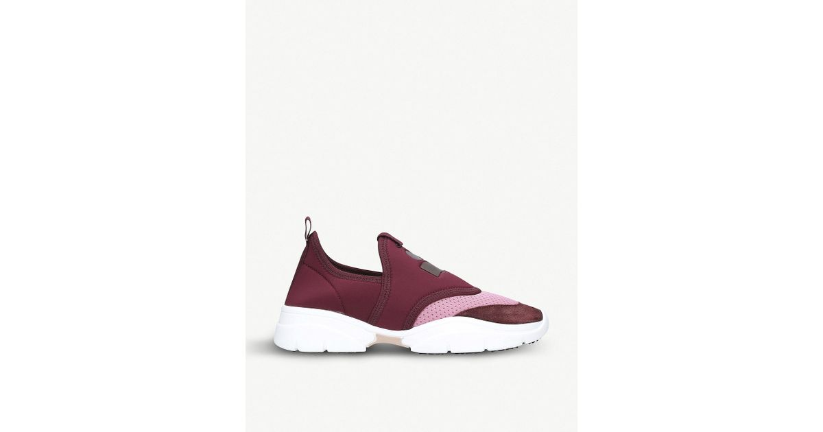 Kaisee Stretch-Knit Sneakers Isabel Marant kTkuAB