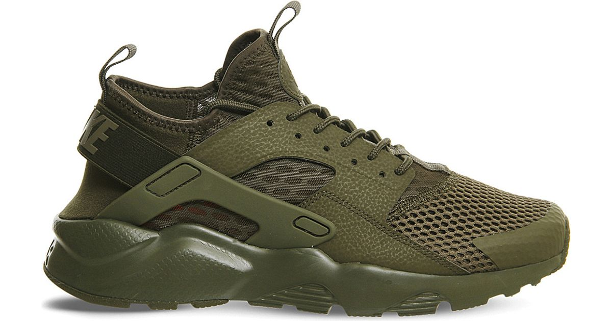 Lyst - Nike Air Huarache Run Ultra Trainers in Brown for Men d928402b83c9