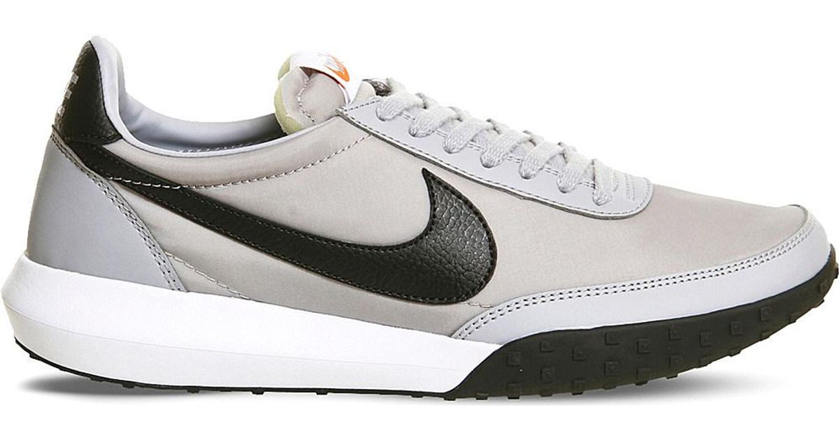 hot sale online f2d6e 9b5aa Lyst - Nike Roshe Waffle Racer Trainers in Gray for Men