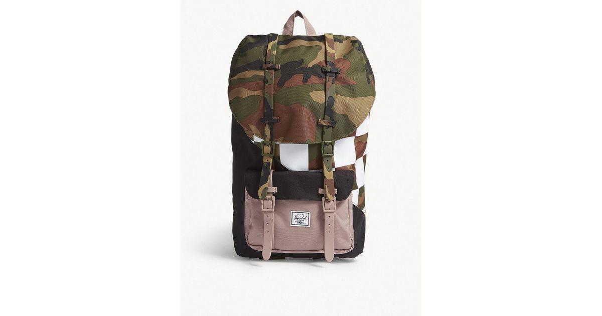 159262b50f Herschel Supply Co. Little America Kaleidoscope Backpack - for Men - Lyst