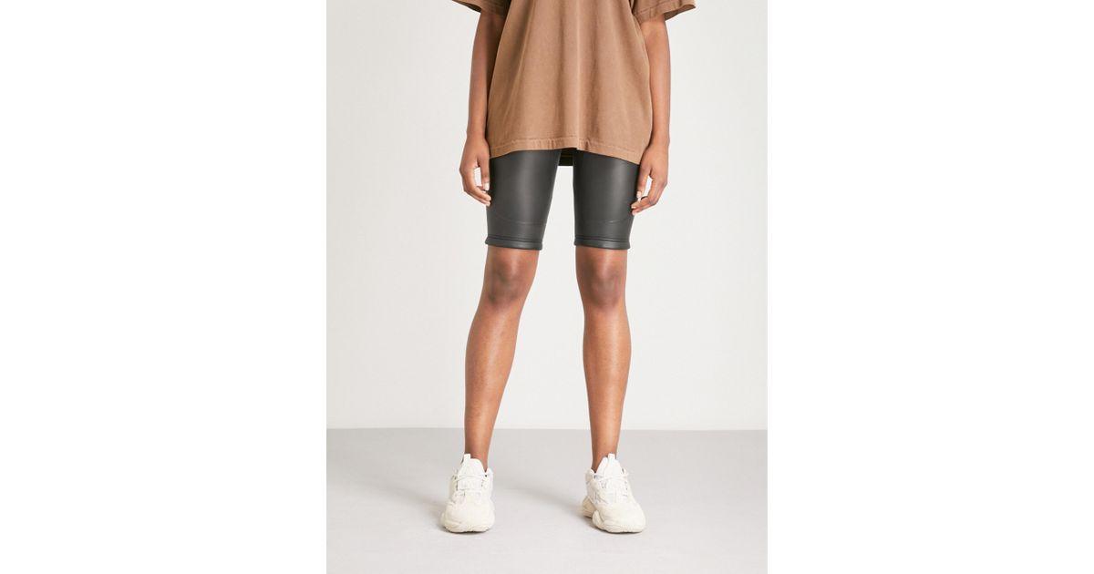 b62ccdae9 Lyst - Yeezy Season 6 2xu Neoprene Shorts