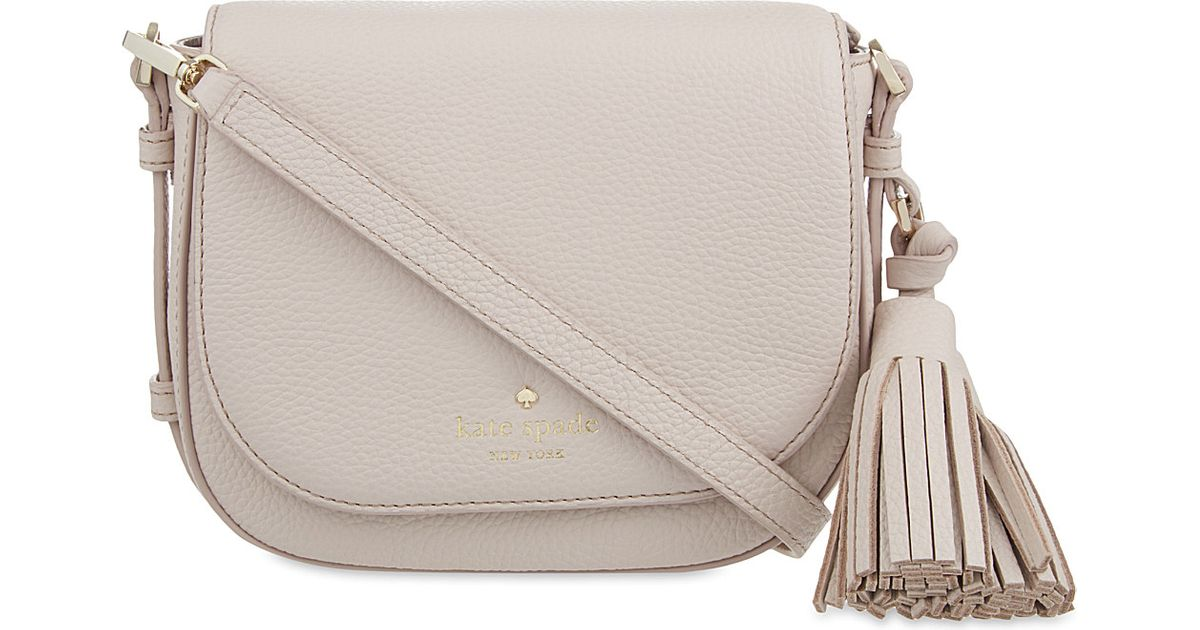 4bcd35297 Lyst - Kate Spade New York Orchard Street Penelope Small Leather Shoulder  Bag