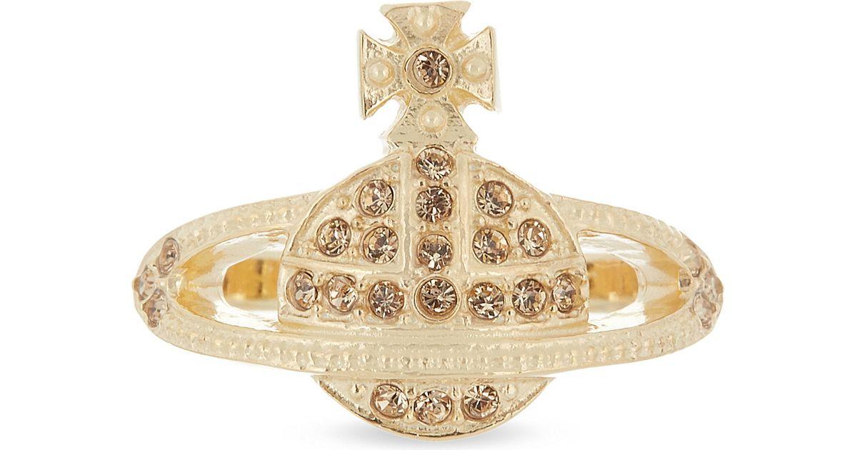 Vivienne Westwood Ring Black Friday