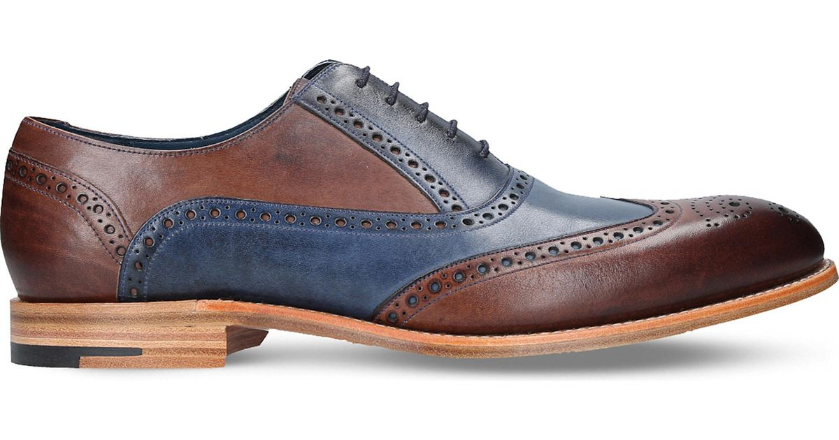 Two Tone Oxford Shoes Uk