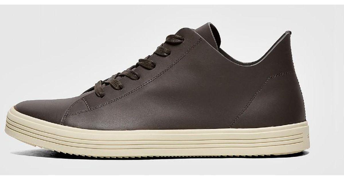 09fb727de76f Rick Owens Mastodon Sneaker In Brown For Men Lyst