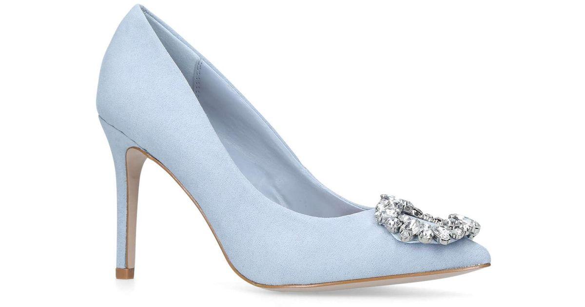 66a012b1578f Miss Kg Sally in Blue - Lyst