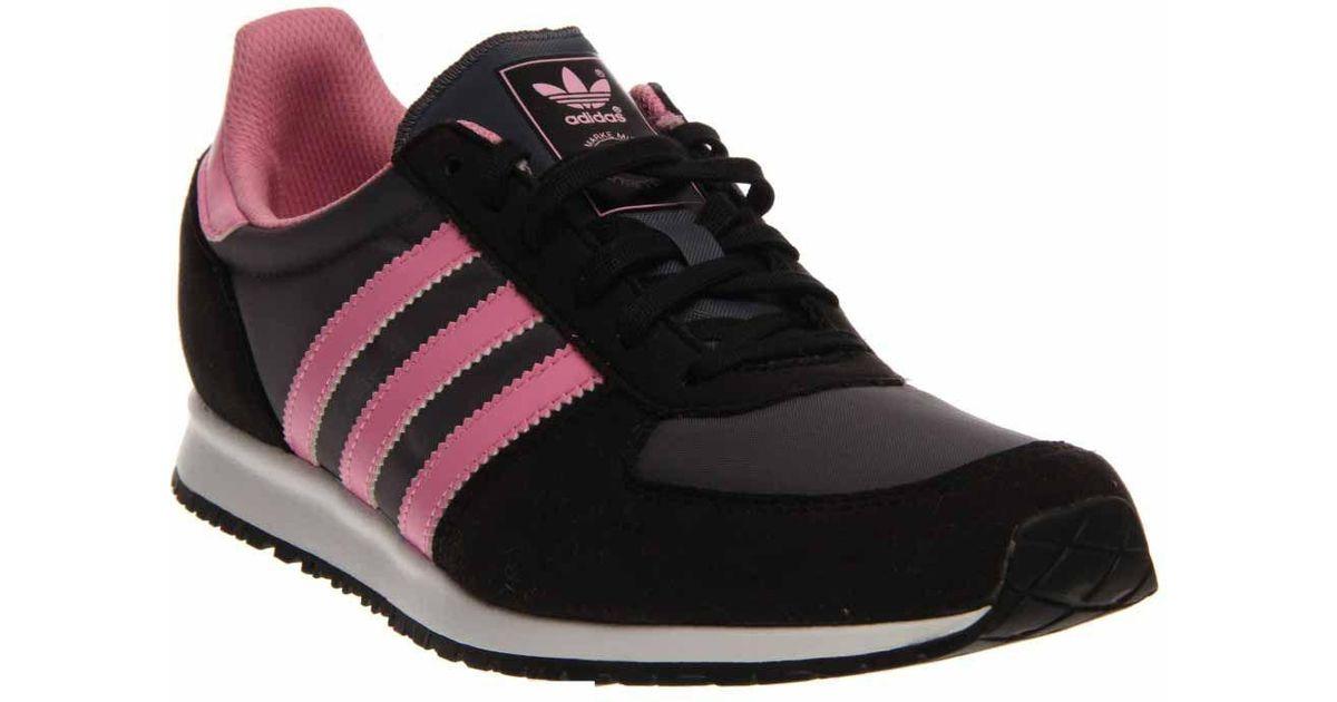 acheter populaire e5eee 33aa4 Adidas - Black Adistar Racer - Lyst