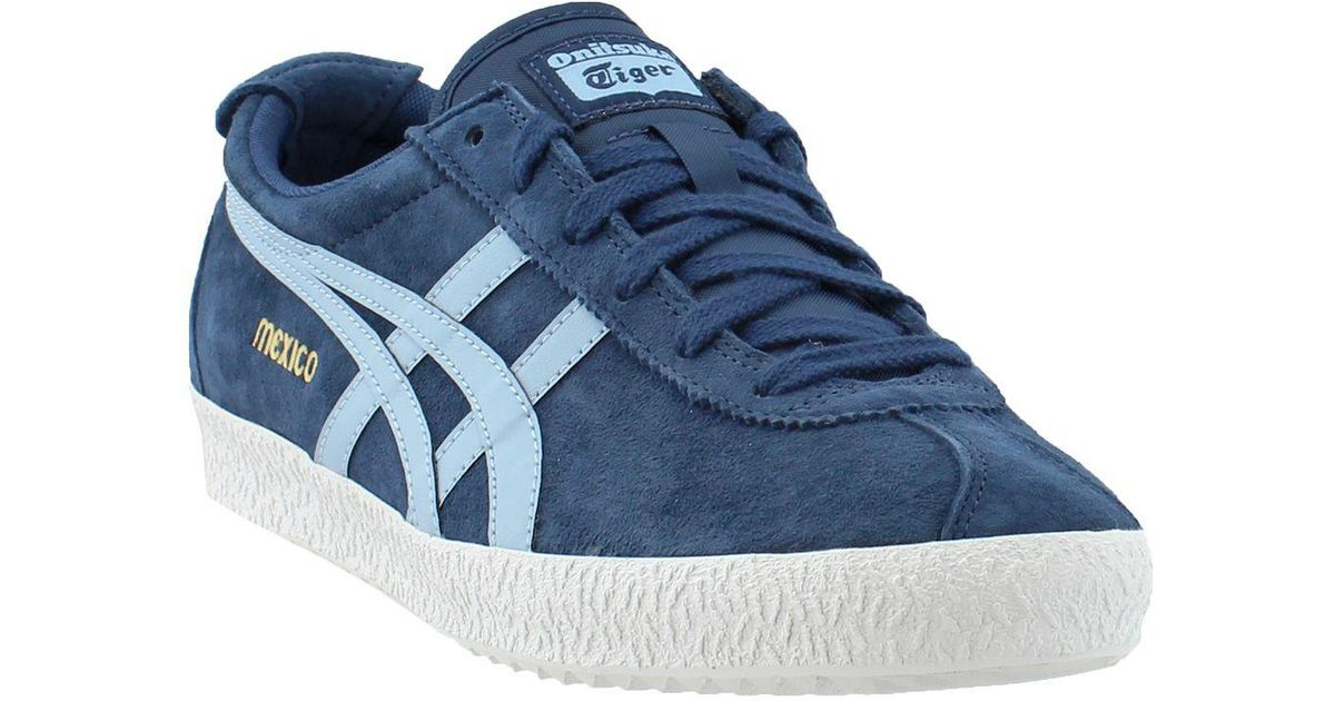 sports shoes ff789 65e6f Asics - Blue Onitsuka Tiger Mexico Delegation for Men - Lyst