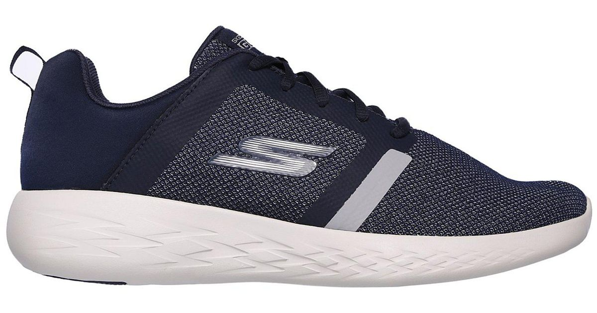 da11b87d938b Lyst - Skechers Gorun 600 - Revel in Blue