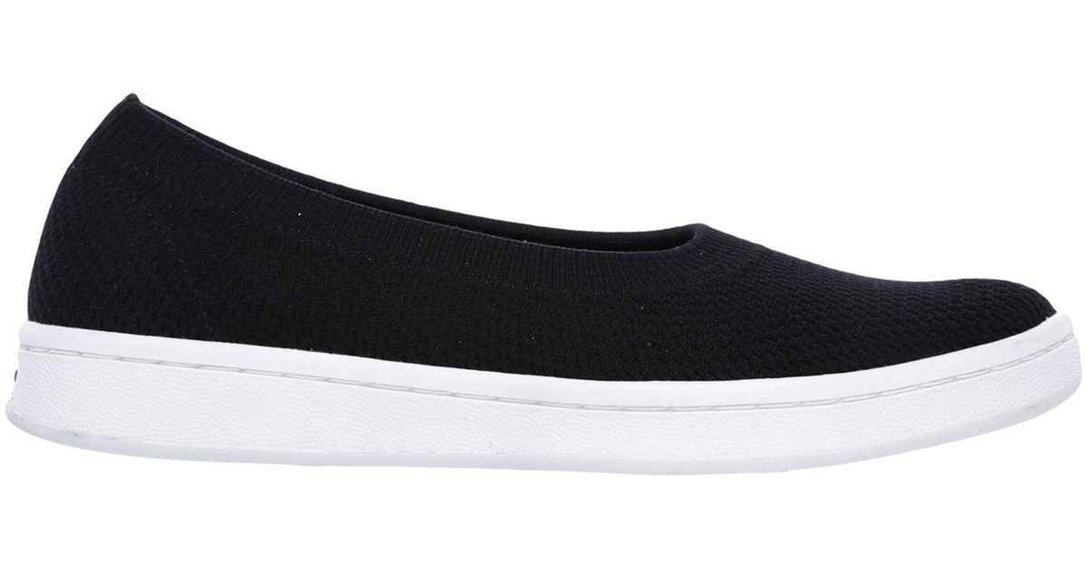 0e2730abe2154 Lyst - Skechers Classic Cup - Aster in Black