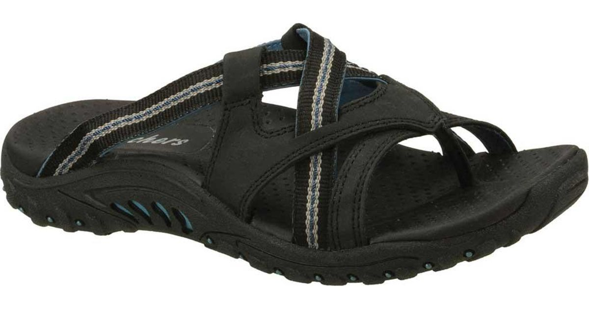 ffdb53e6720 Lyst - Skechers Reggae Soundstage in Black