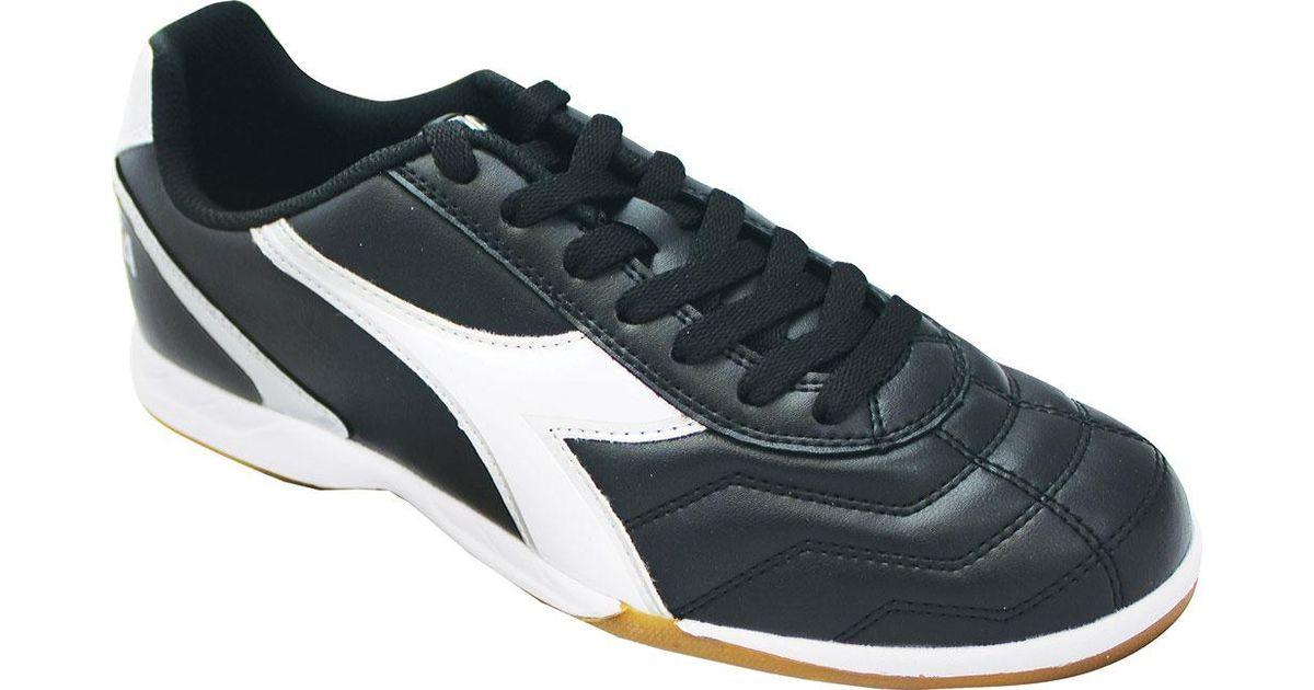 c3cfc2f51f5 Diadora Capitano Indoor Soccer Shoe in Black for Men - Lyst