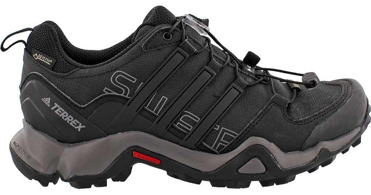 5dea973ce2111 Lyst - Adidas Terrex Swift R Gore-tex in Black for Men